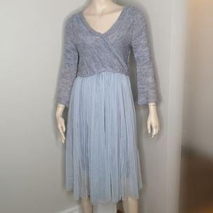 Maeve Arabesque Blue Ballet Tulle Fairy Dress